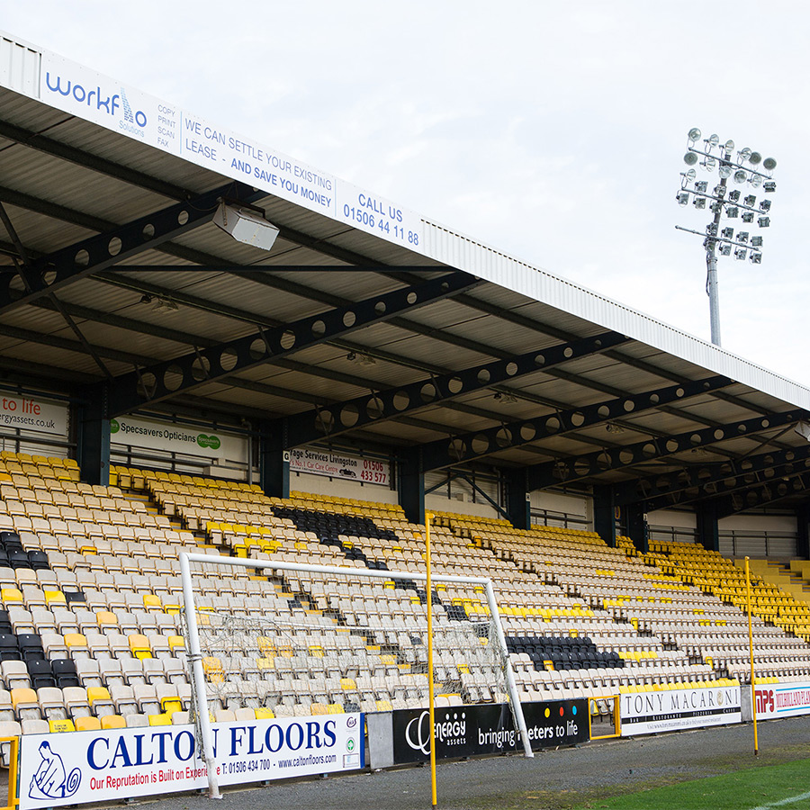 livingston-stadium