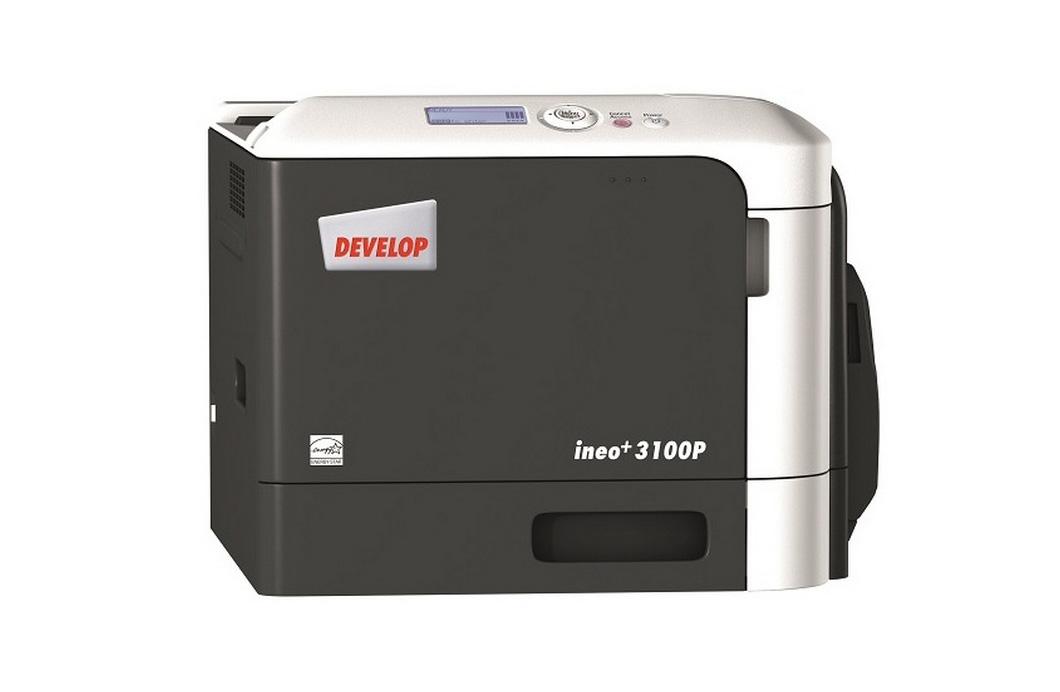 DEVELOP Ineo+ 3100P
