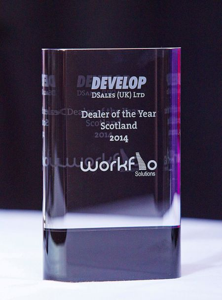 Workflo Leads The Field At The DSales Awards − Again!