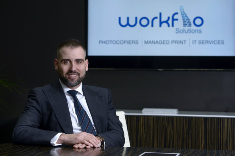 Meet The Md  Michael Field Of Workflo Solutions