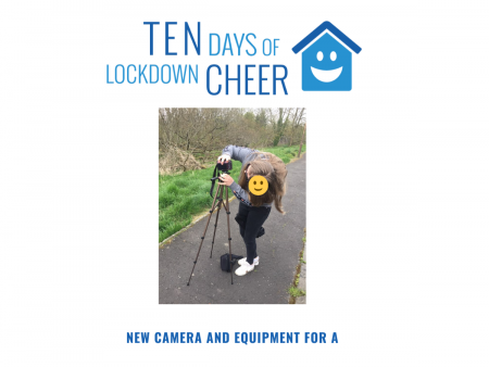 Ten Days Of Lockdown Cheer- Day 6