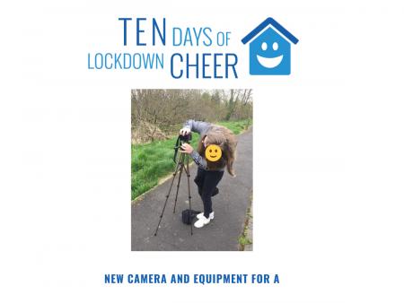 Ten Days Of Lockdown Cheer- Day 6