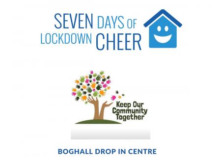 Seven Days Of Lockdown Cheer – Day 1