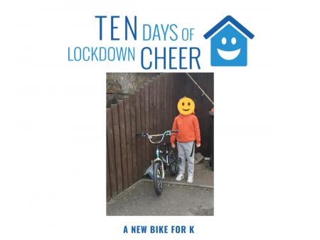 Ten Days Of Lockdwon Cheer – Day 5