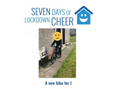 Seven Days Of Lockdown Cheer- Day 4
