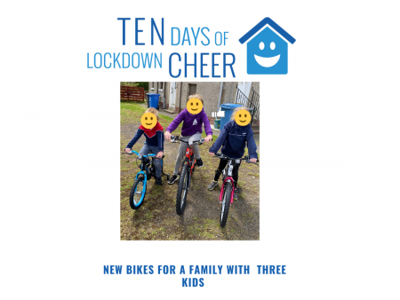 Ten Days Of Lockdown Cheer – Day 9