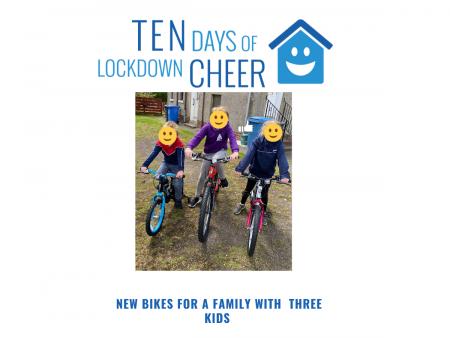 Ten Days Of Lockdown Cheer – Day 9