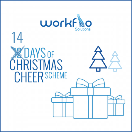 Our 14 Days Of Christmas Cheer Scheme