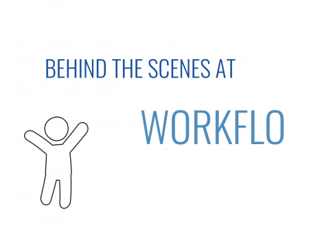 Behind The Scenes At Workflo – Courtney